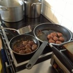 Dagmar's meatballs recipe available in the Marmalade Monday Cook Book