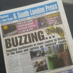 And even sunflower in the press!